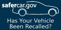 Has your vehicle been recalled?